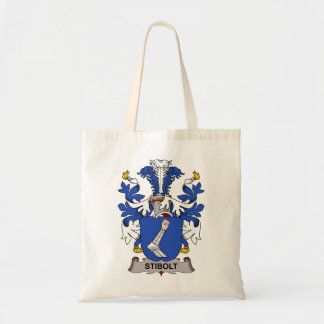 Escudo de la familia de Stibolt Bolsas De Mano
