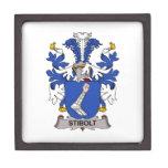 Escudo de la familia de Stibolt Caja De Joyas De Calidad