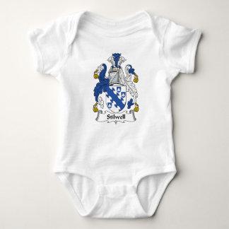 Escudo de la familia de Stilwell Body Para Bebé