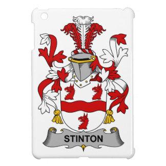 Escudo de la familia de Stinton iPad Mini Carcasa