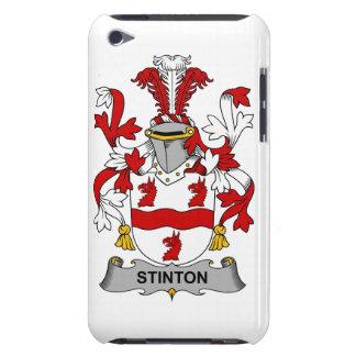 Escudo de la familia de Stinton iPod Touch Carcasa