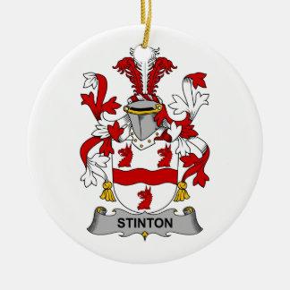 Escudo de la familia de Stinton Ornatos