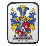 Escudo de la familia de Stjernstedt Fundas Para iPads