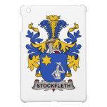 Escudo de la familia de Stockfleth iPad Mini Carcasas