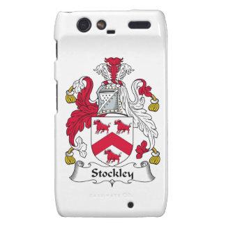 Escudo de la familia de Stockley Motorola Droid RAZR Carcasa