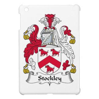 Escudo de la familia de Stockley iPad Mini Carcasas