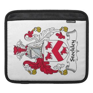 Escudo de la familia de Stockley Mangas De iPad