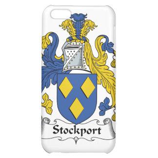 Escudo de la familia de Stockport