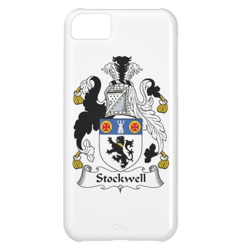Escudo de la familia de Stockwell