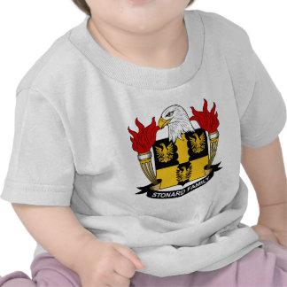 Escudo de la familia de Stonard Camisetas