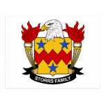 Escudo de la familia de Storrs Postal