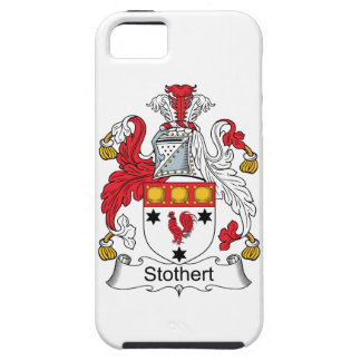 Escudo de la familia de Stothert Funda Para iPhone 5 Tough