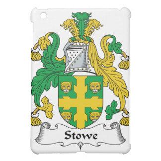 Escudo de la familia de Stowe