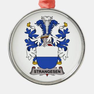 Escudo de la familia de Strangesen Ornatos