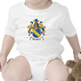 Escudo de la familia de Strasser Trajes De Bebé