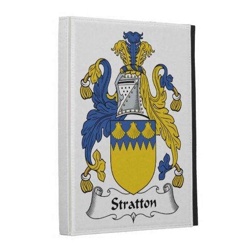 Escudo de la familia de Stratton
