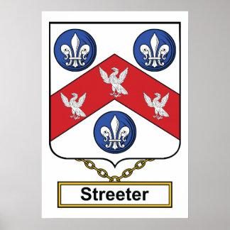 Escudo de la familia de Streeter