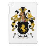 Escudo de la familia de Strehle iPad Mini Coberturas