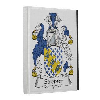Escudo de la familia de Strother