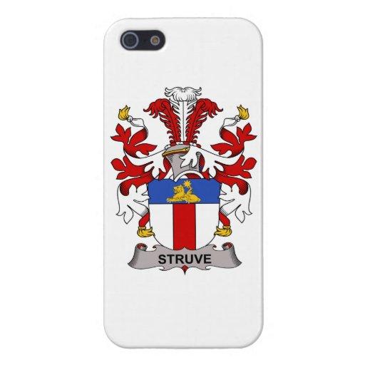 Escudo de la familia de Struve iPhone 5 Cárcasa