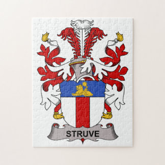 Escudo de la familia de Struve Puzzle