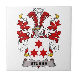 Escudo de la familia de Stubbe Azulejos Ceramicos