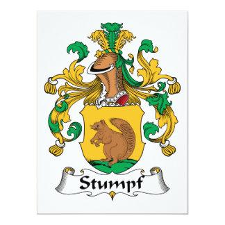 Escudo de la familia de Stumpf Anuncios