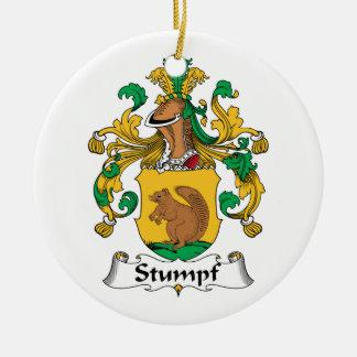 Escudo de la familia de Stumpf Ornamentos Para Reyes Magos