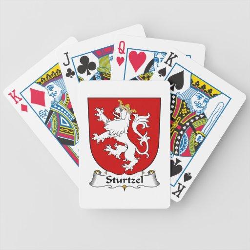 Escudo de la familia de Sturtzel Barajas