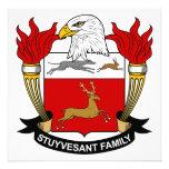 Escudo de la familia de Stuyvesant Comunicados