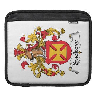 Escudo de la familia de Suckow Funda Para iPads