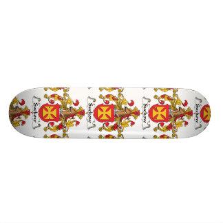 Escudo de la familia de Suckow Tablas De Skate