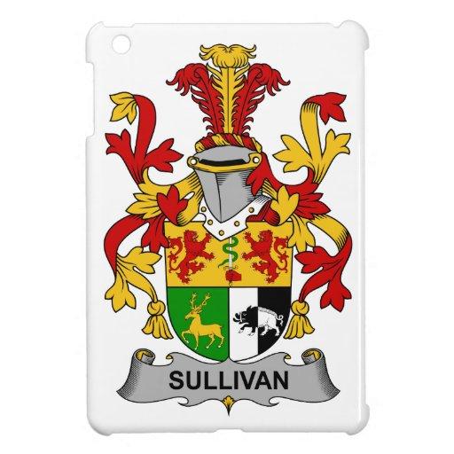 Escudo de la familia de Sullivan iPad Mini Protector
