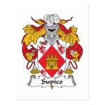 Escudo de la familia de Supico Postal
