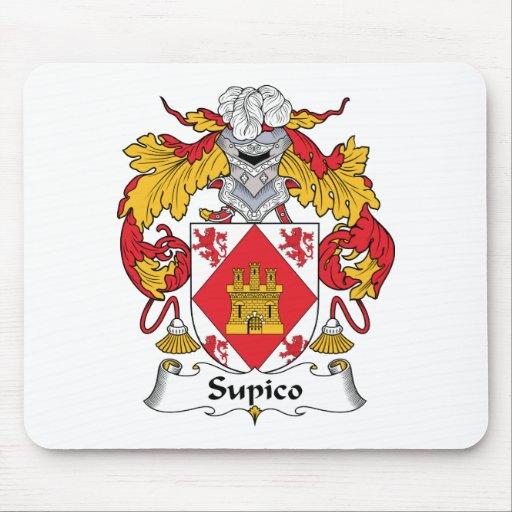 Escudo de la familia de Supico Tapete De Ratón