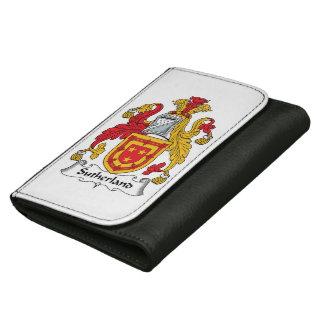 Escudo de la familia de Sutherland