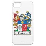 Escudo de la familia de Suvorov iPhone 5 Cobertura