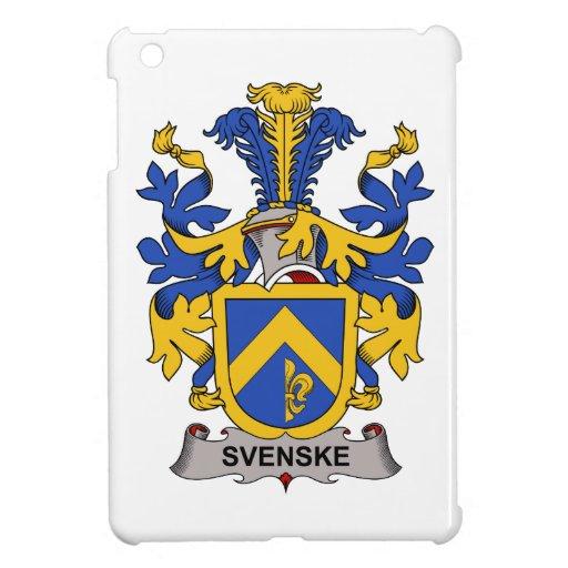 Escudo de la familia de Svenske