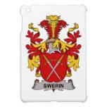 Escudo de la familia de Swerin iPad Mini Cobertura