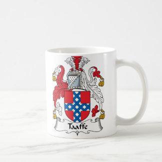 Escudo de la familia de Taaffe Taza Clásica