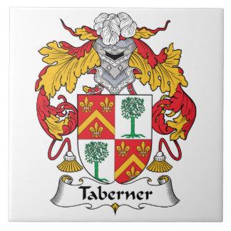 Escudo de la familia de Taberner Azulejos