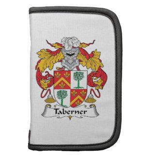 Escudo de la familia de Taberner Organizador