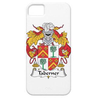 Escudo de la familia de Taberner iPhone 5 Case-Mate Funda