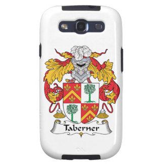 Escudo de la familia de Taberner Galaxy S3 Fundas
