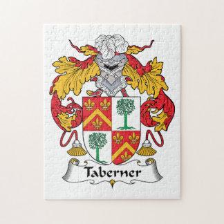 Escudo de la familia de Taberner Puzzles Con Fotos