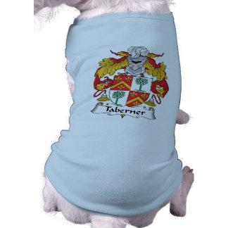 Escudo de la familia de Taberner Camisas De Mascota