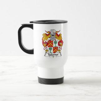 Escudo de la familia de Taberner Taza De Café