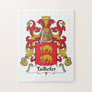 Escudo de la familia de Taillefer Rompecabezas