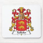 Escudo de la familia de Taillefer Alfombrilla De Ratón