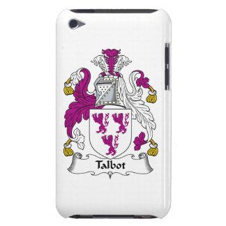 Escudo de la familia de Talbot Barely There iPod Coberturas